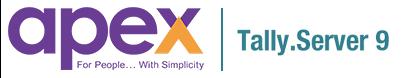 Apex - Tally Server 9